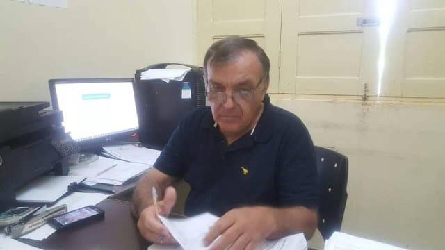 10-12-45-0007 Morre em Zabelê ex-vereador e secretário de administração e finanças, José Inaldo Neves
