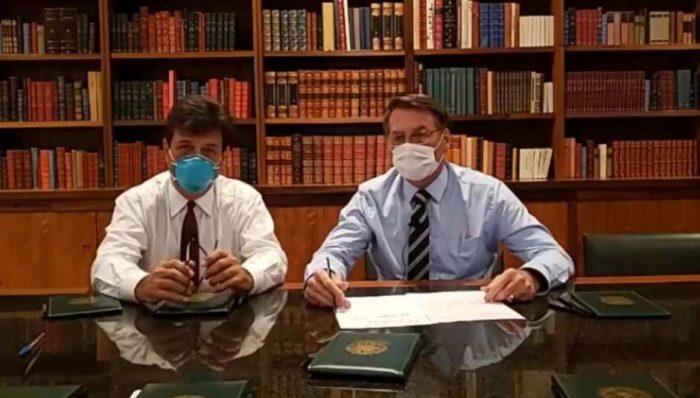 1584050779939-700x398 Bolsonaro testa negativo para coronavírus e descarta doença