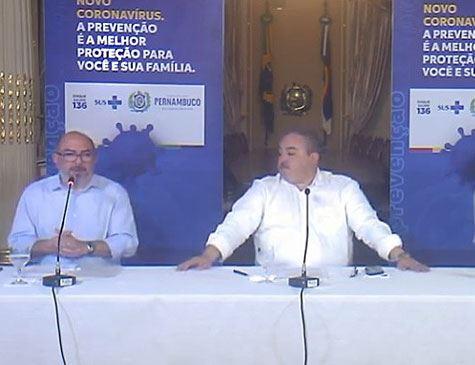 37461147580004753650000 Primeira paciente diagnosticada com coronavírus em Pernambuco tem cura clínica, anuncia secretário