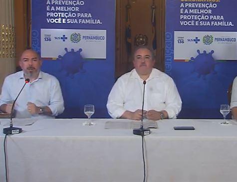 37492647580004753650000 Pernambuco não registra novos casos de coronavírus