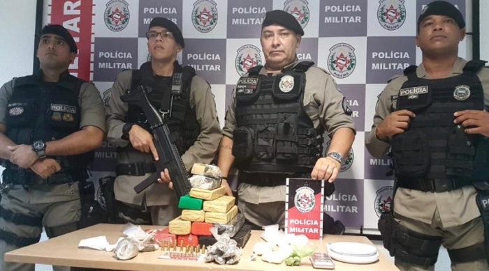 Destaque-ok-700x389 Polícia Militar apreende mais de 14 tabletes de drogas e prende suspeito com tornozeleira eletrônica