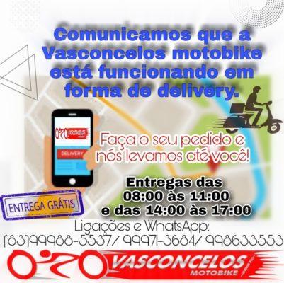 IMG-20200325-WA0838-401x400 Comunicamos que a Vasconcelos MOTOBIKE está funcionando em forma de Delivery.