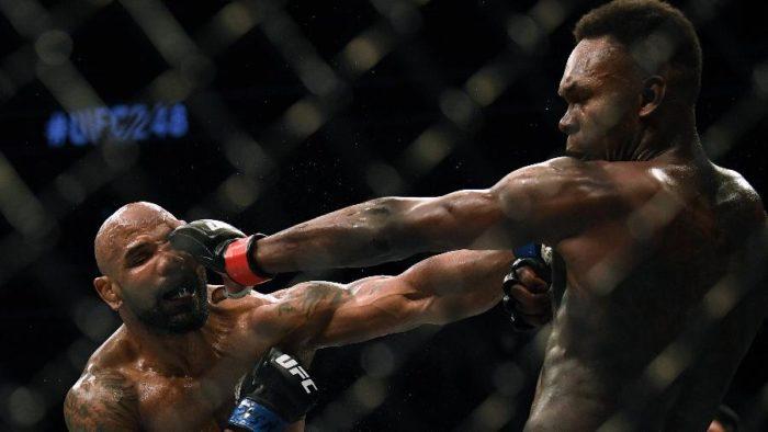 UFC-700x394 Adesanya mantém título do UFC após combate decepcionante contra Romero