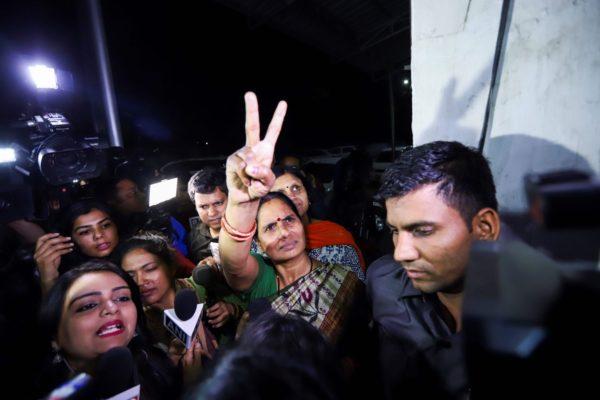 UP56SN3NARBVXGPUCDS775BFHM-600x400 Índia executa quatro condenados pelo estupro que fez país despertar contra a violência machista