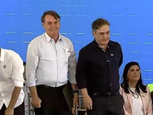 cassio-e-bolsonaro-1-530x400 Cássio deverá comandar partido de Bolsonaro na Paraíba