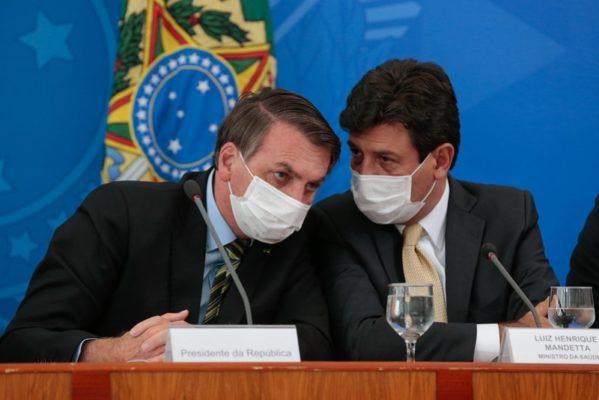 image-599x400 Brasil vai fechar fronteiras terrestres para conter o avanço do novo coronavírus