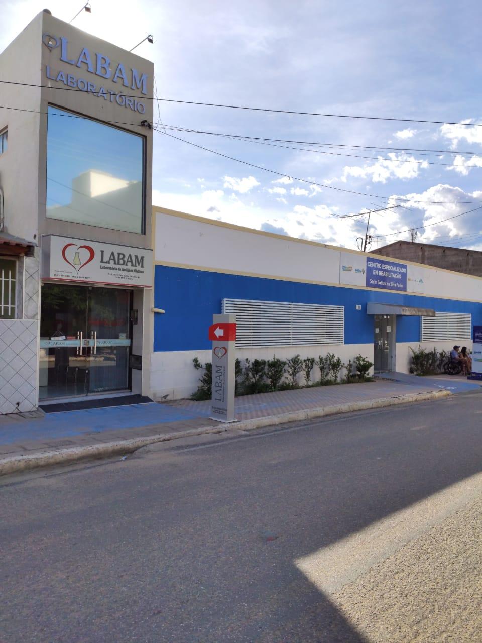 labam-monteiro FIQUE EM CASA: O laboratório LABAM oferece coleta domiciliar