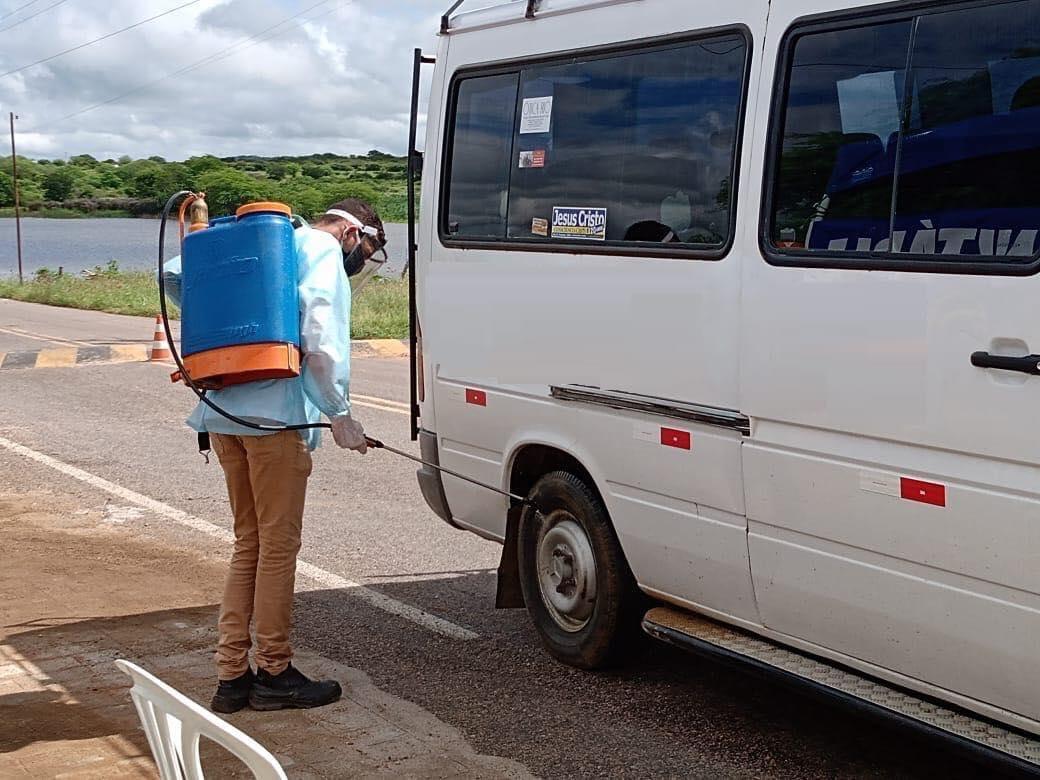 94775054_1613667208795551_486253859128213504_o Prefeitura de Zabelê instala barreira sanitária para prevenção do coronavírus