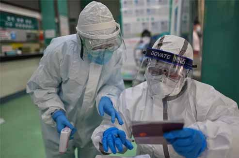 BRASIL Brasil tem 2.372 mortes por Covid-19 e quase 37 mil infectados