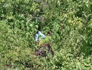 CORPO Polícia localiza corpo de homem na zona rural de Camalaú