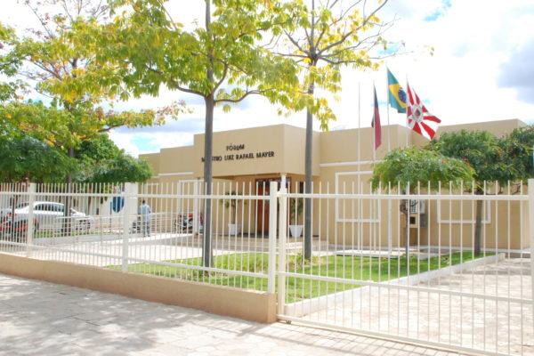 Fórum-de-Monteiro-600x400 Monteiro recebe do judiciário doação para combate ao Coronavírus no município