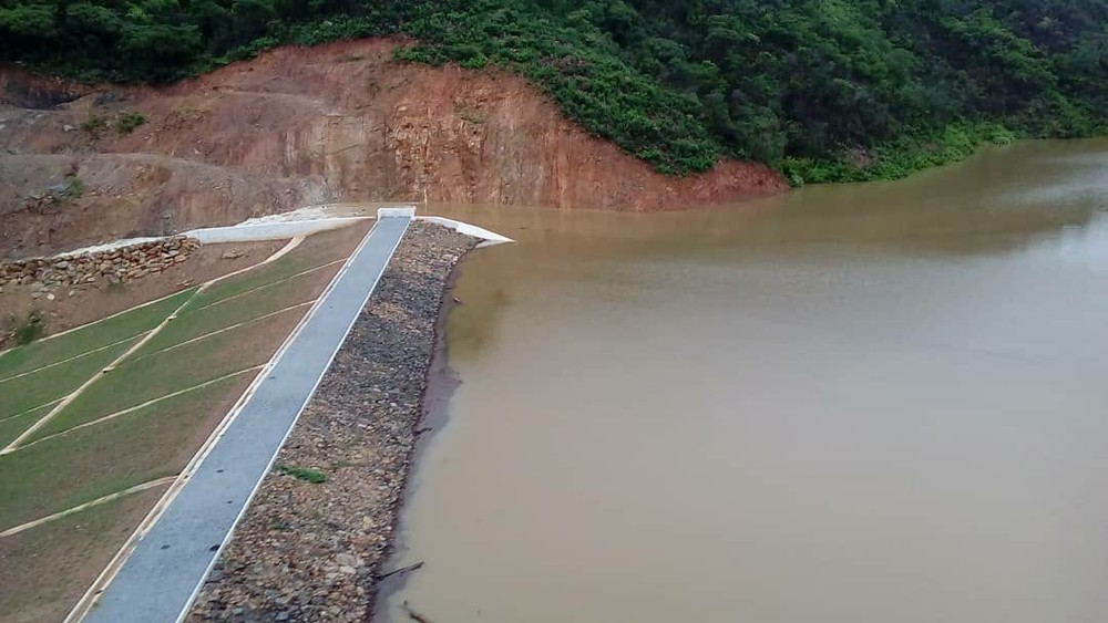 barragem Barragem tem risco de rompimento em Imaculada, no Sertão da Paraíba, diz Aesa