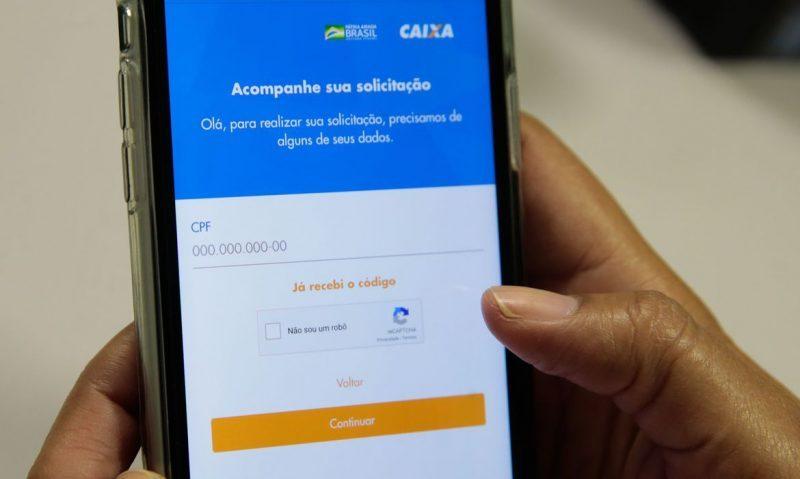 caixa Caixa credita mais de R$ 1,2 bilhão do auxílio emergencial nesta sexta-feira