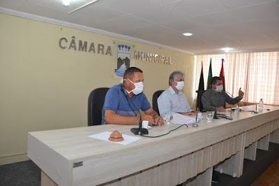 cama-1 Vereadores se reúnem para aprovar auxílios financeiros da Prefeitura para entidades filantrópicas e sociais