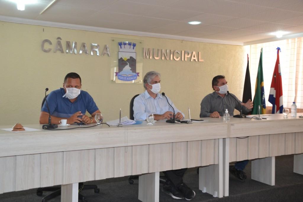 camara Clube de Mães, Centro De Convivência do Idoso e outras entidades receberão auxílio da Prefeitura de Monteiro