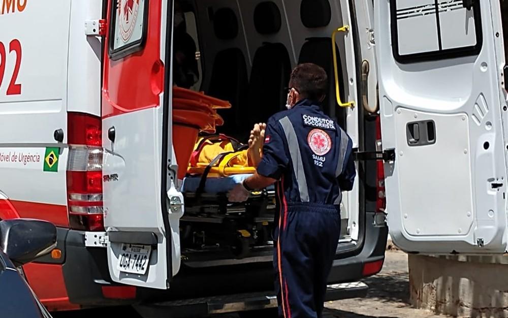caso-pb Mais de dez profissionais do Samu de Campina Grande testam positivo para Covid-19, diz SES