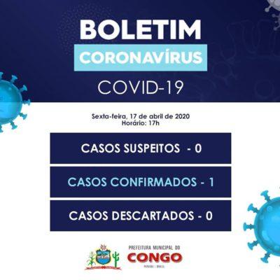 congo-400x400 Congo no Cariri paraibano registra caso de Covid-19