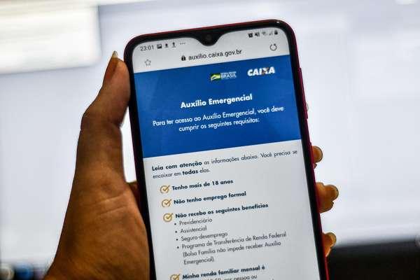 fta20200406284 Caixa lança site e app para solicitar auxílio de R$ 600