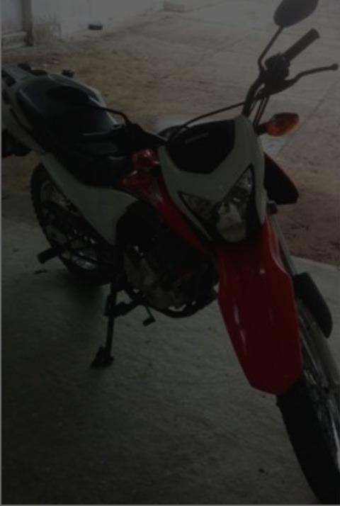 moto-bros-roubada-monteiro Em menos de 24 horas Polícia Militar recupera moto roubada em Monteiro