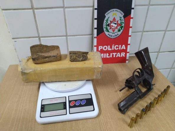 santarita1-593x445-1 Polícia Militar prende suspeitos de tráfico, apreende drogas e arma na região metropolitana da capital