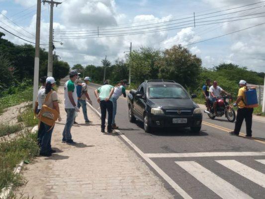 serra-branca-533x400 Após caso confirmado, Prefeitura de Serra Branca e Polícia Militar fortalecem ações de prevenção ao Covid-1