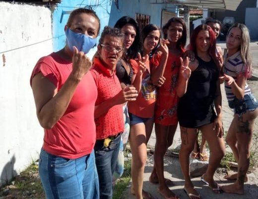 traveco-520x400 Transexuais e travestis em vulnerabilidade social recebem cestas básicas em João Pessoa