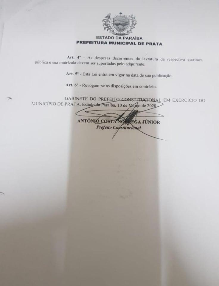 02 FAKE NEWS: Vereadores da oposição da Prata, rebatem matéria divulgada por portal de notícias da cidade