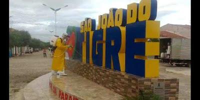 09-53-16-003-9 Prefeitura de São João do Tigre intensifica ações de combate e prevenção ao coronavírus