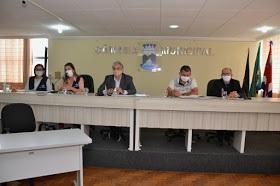 11-17-49-1 Câmara de Monteiro ouve prestação de contas da prefeita sobre pandemia, e aprova criação de comissão suprapartidária para acompanhar todas as ações de combate