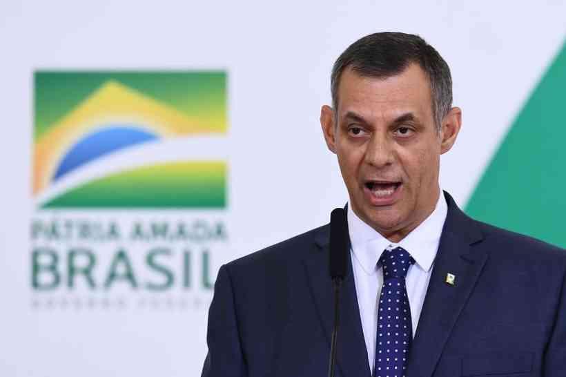 BARROS Porta-voz da Presidência, Rêgo Barros testa positivo para covid-19