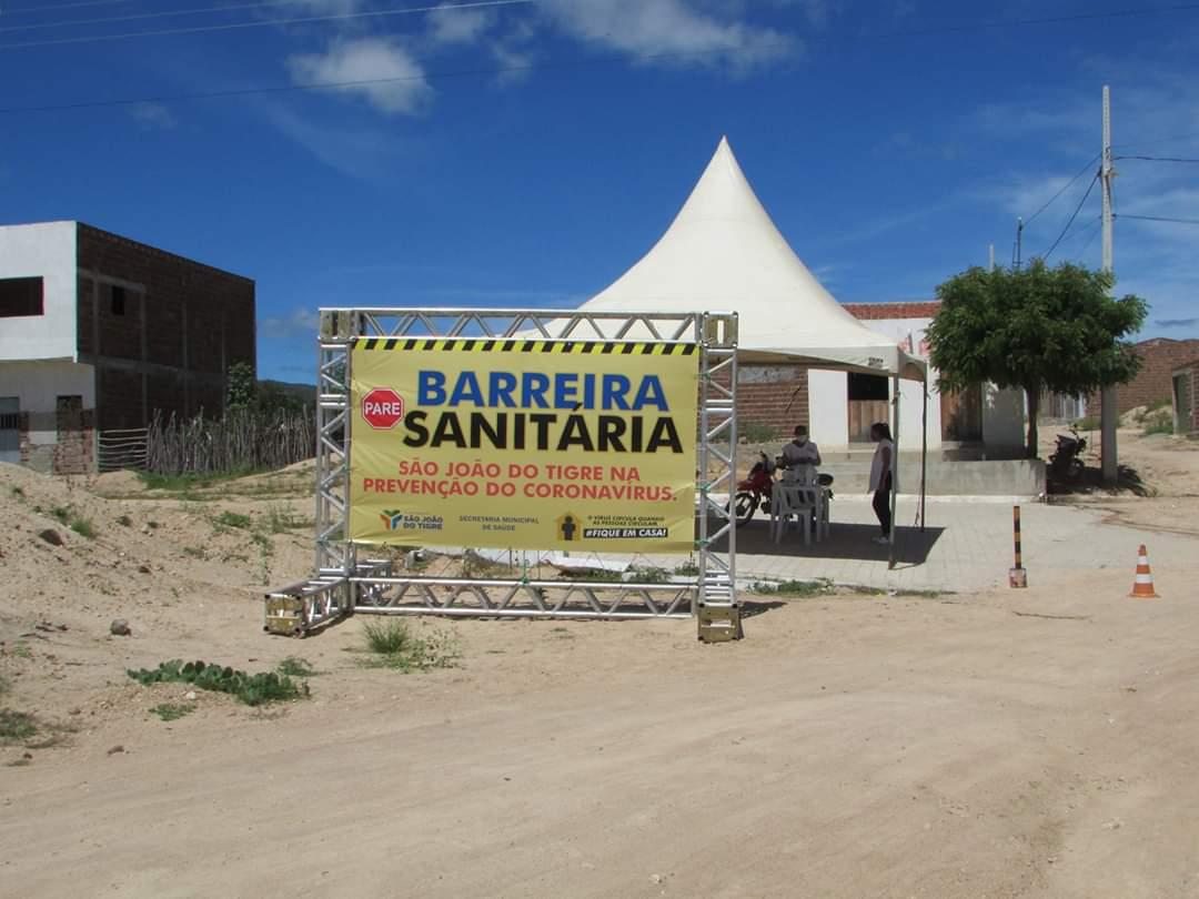 FB_IMG_1589028937030 Prefeitura de São João do Tigre intensifica ações de combate e prevenção ao coronavírus