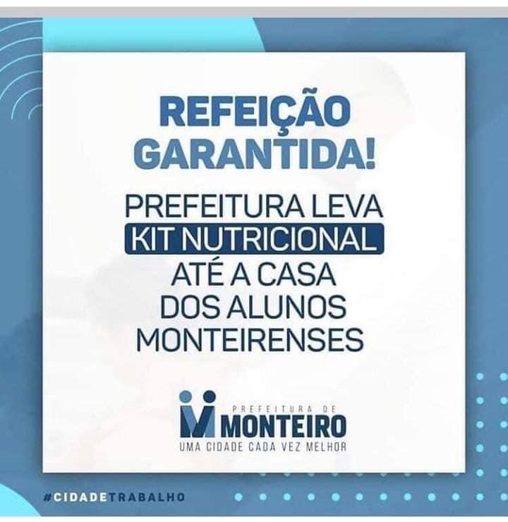 Kits-Nutricionais-nas-Escolas-4 Secretaria de Educação de Monteiro distribui kits nutricionais em escolas municipais