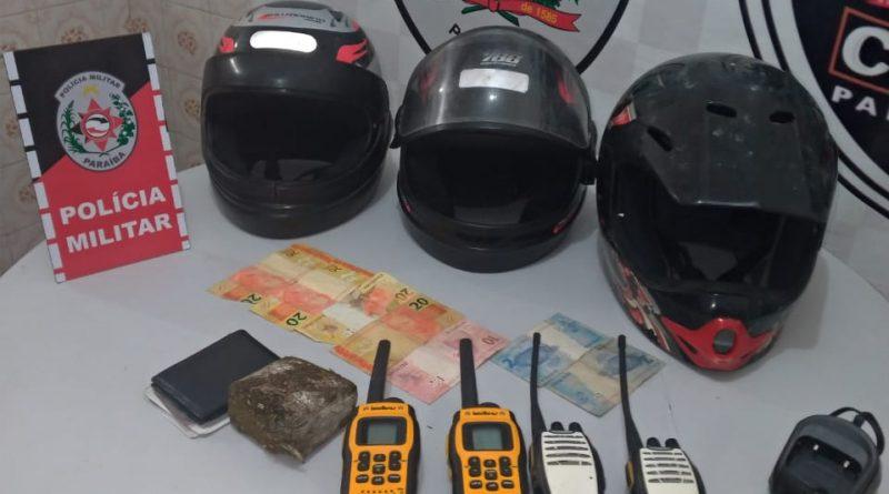 Rio-Tinto-800x445-1 Operação Cidade Segura apreende rádios comunicadores que eram usados por traficantes de drogas na PB