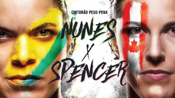 amanda Amanda Nunes irá defender cinturão no UFC 250, no próximo dia 6 de junho.