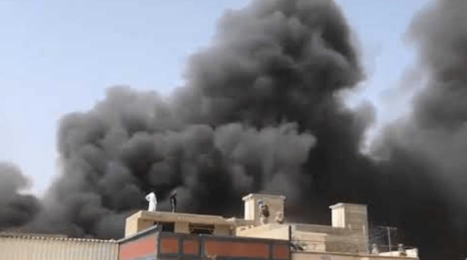 aviao-cai Avião com cerca de 100 passageiros cai no Paquistão