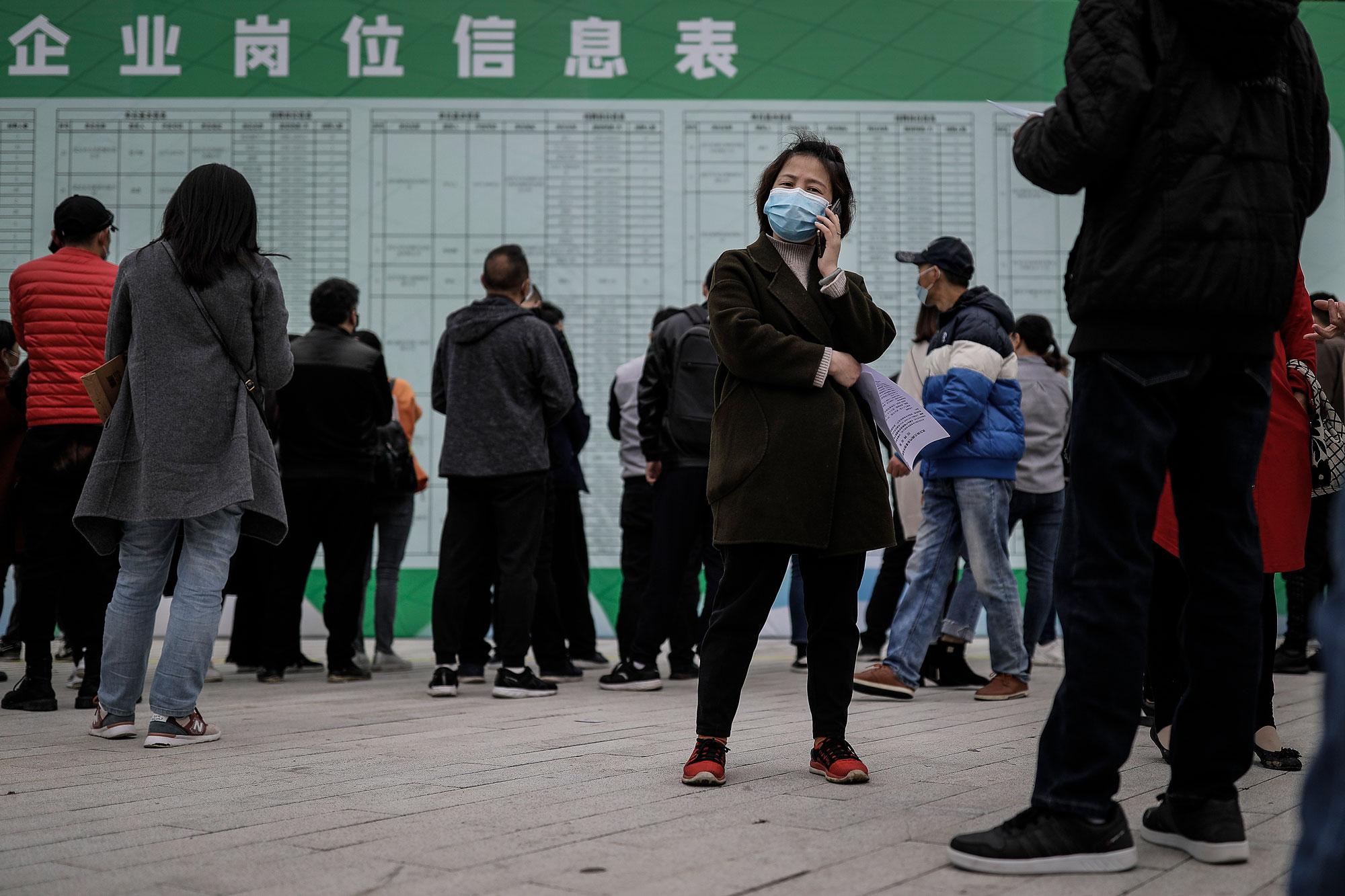 china-coronavirus China já pode ter 80 milhões sem trabalho; especialista vê risco de distúrbios