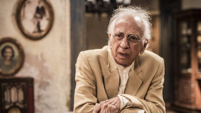 """flavio_0405_widelg Flávio Migliaccio deixou carta para a família antes de morrer: """"85 anos jogados fora"""""""