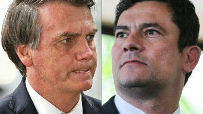 moro Moro apresenta conversas, áudios e e-mails trocados com Bolsonaro