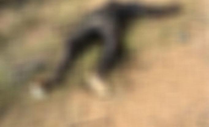 unnamed Corpo de homem é encontrado em estado de decomposição na saída do Congo