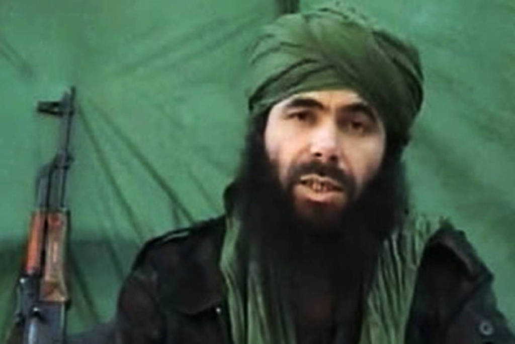 Abdelmalek-Droukdel Forças Armadas francesas matam líder da Al Qaeda do Norte da África