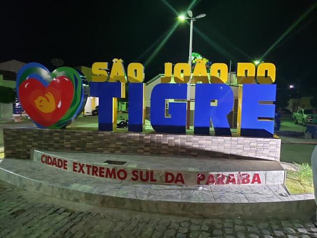 LETREIROS PLANO NOVO NORMAL: Prefeito de São João do Tigre confirma que vai seguir normas do Governo da PB