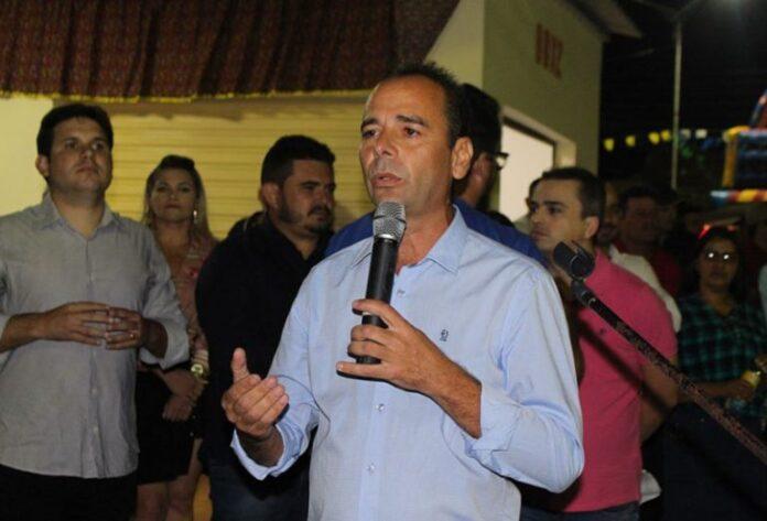 MARCIO Márcio Leite deixa secretaria de Finanças para disputar prefeitura de São João do Tigre