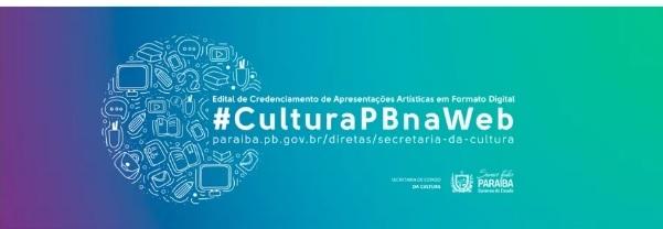 Sem-título-1 Inscrições em seleção cultural para propostas digitais encerram nesta sexta-feira (26), na PB