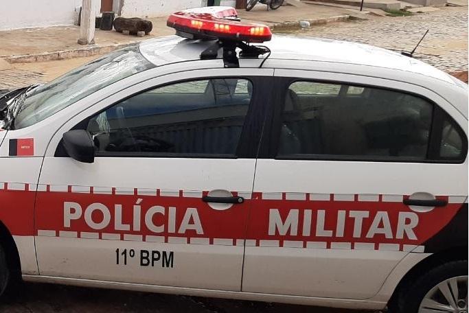 Viatura-pm-pb Homem é conduzido à delegacia por embriaguez ao volante em Monteiro