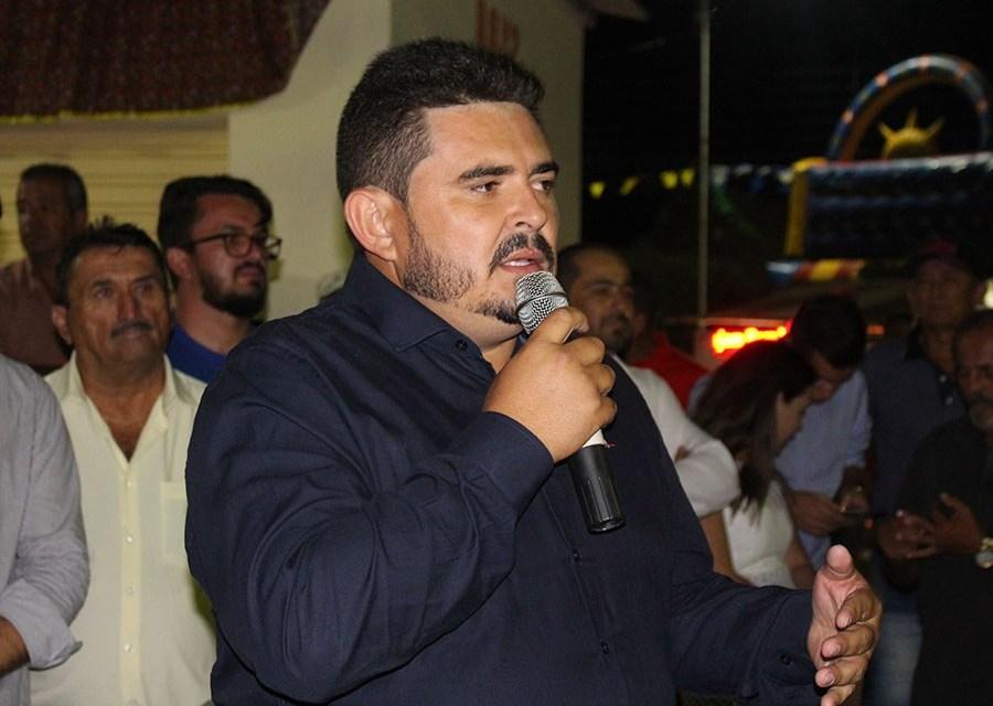 celio-sao-joao-do-tigre Em São João do Tigre: Prefeito Célio Barbosa faz alterações no governo e Administração ganha novo Secretário