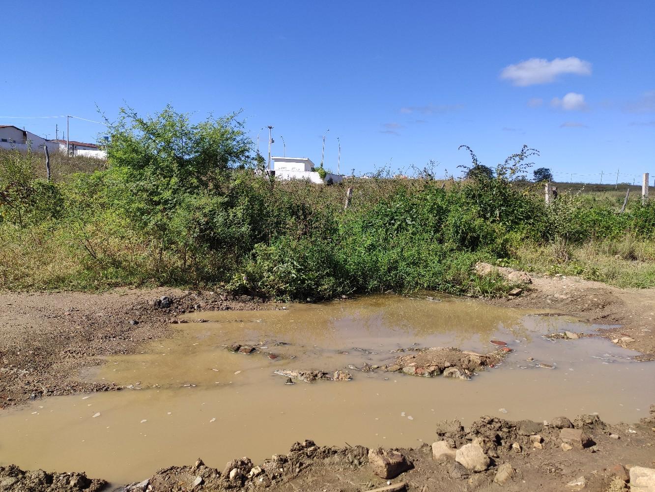 1_IMG_20200723_085504 Moradores de Monteiro denunciam esgoto despejado nos rios Paraíba e São Francisco.