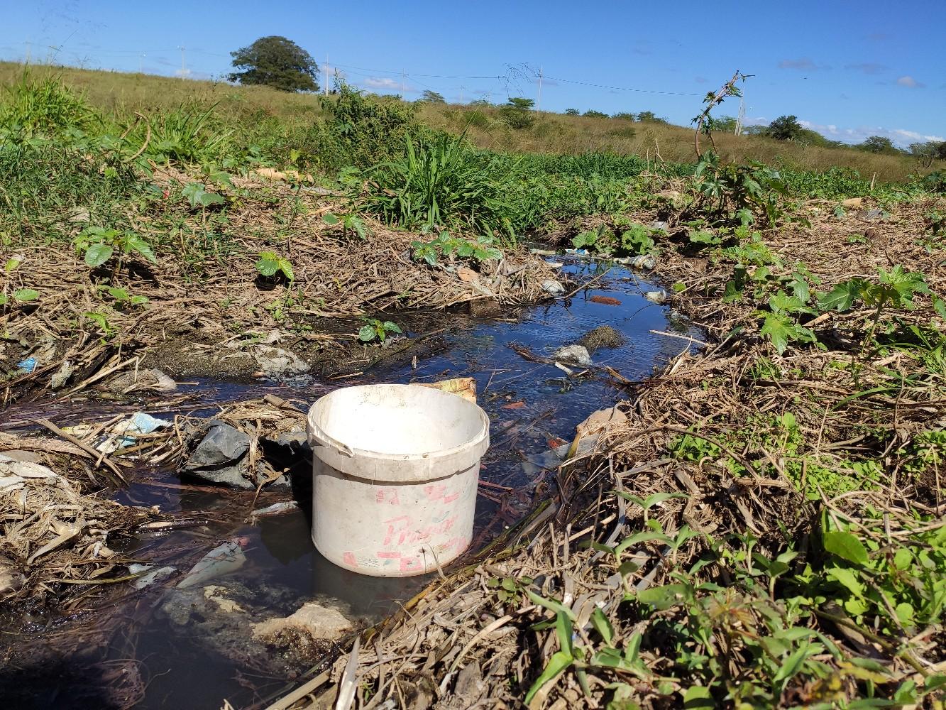 1_IMG_20200723_092800 Moradores de Monteiro denunciam esgoto despejado nos rios Paraíba e São Francisco.