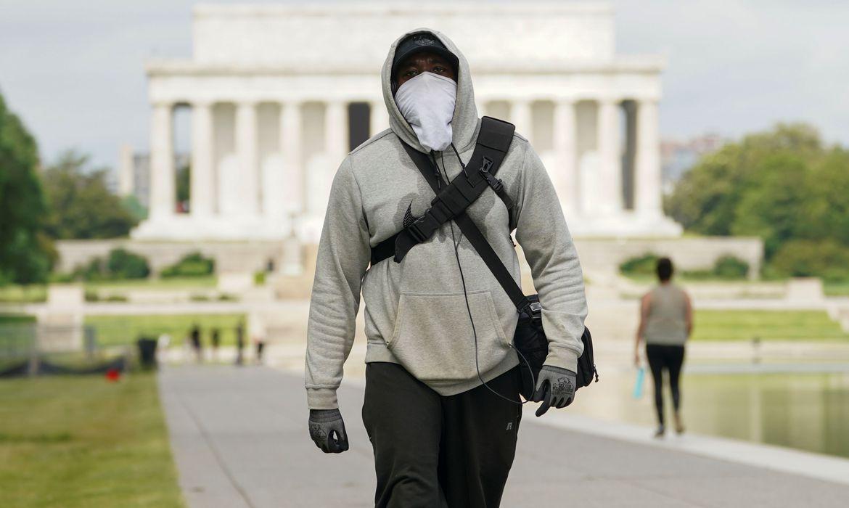 MASCARAS Uso de máscaras pode controlar covid-19 em até 8 semanas, diz CDC