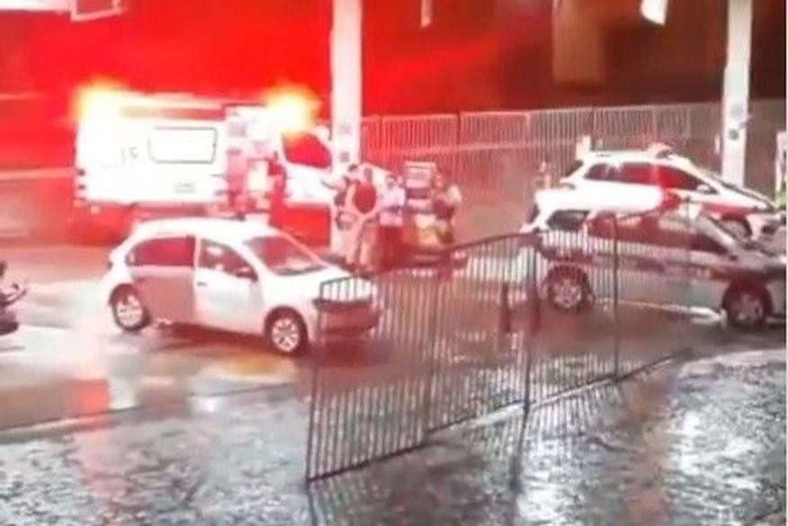 ataque_a_tiros_jp Filho morre e pai fica ferido durante ataque a tiros em João Pessoa