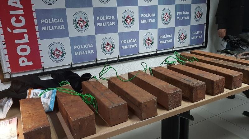 capa Polícia Militar desarticula quadrilha e apreende explosivos